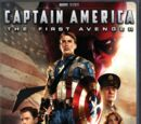 Captain America: The First Avenger Home Video