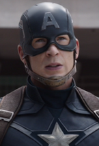 Captain America CACW
