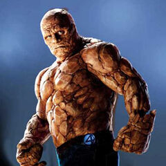 Ben as the Thing