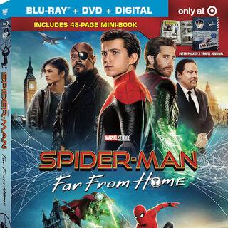 Target Exclusive Blu Ray.