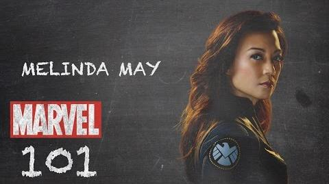 Agent Melinda May - Marvel 101 – Marvel's Agents of S.H.I.E.L.D.