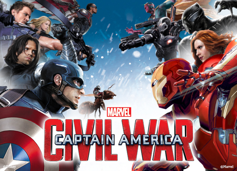 Captain America: Civil War (2016) Bluray [Hindi-English] All Qualities HD Direct Download