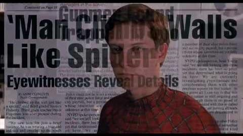City Montage (Extended Alternate Scene) - Spider-Man (1080p)