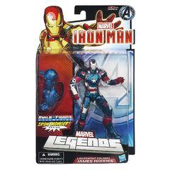 Marvel Legends Iron Patriot
