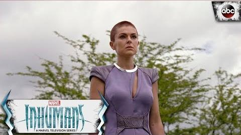 Medusa Contacts Black Bolt - Marvel's Inhumans