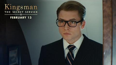 "Kingsman The Secret Service ""A Young Man With Potential"" TV Commercial HD 20th Century FOX"