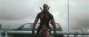 Deadpool Test Footage 4