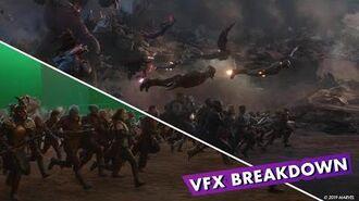Marvel Studios' Avengers Endgame — Making the Final Battle!