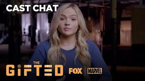 Mutant Case Files Lauren Strucker Season 1 THE GIFTED