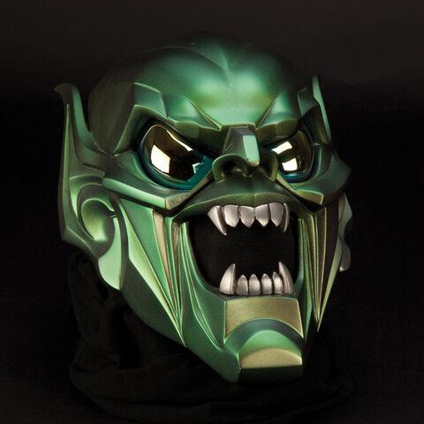 Goblin's helmet.