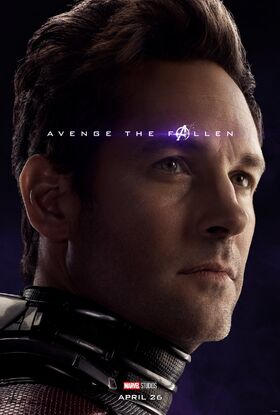 Endgame Character Posters 07