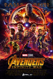 Avengers Infinity War theatrical poster