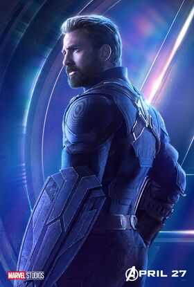Captain Nomad-Rogers poster Avengers Infinity War