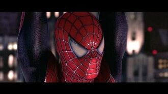 Spider-Man Trilogy - All Swinging Scenes HD