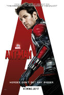 Ant-Man A poster
