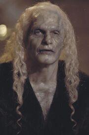 Damaskinos with hair