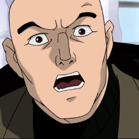 Xavier sees Scott switch sides.