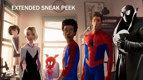 SPIDER-MAN INTO THE SPIDER-VERSE – International Extended Sneak Peek