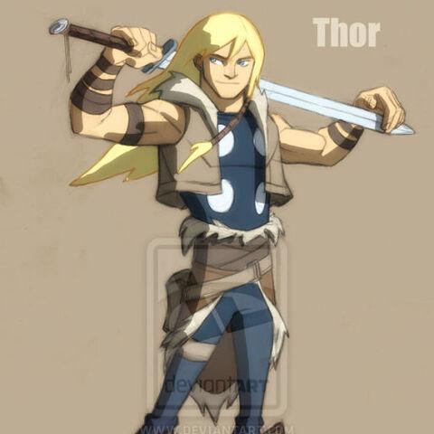 Thor design for <i><a href=