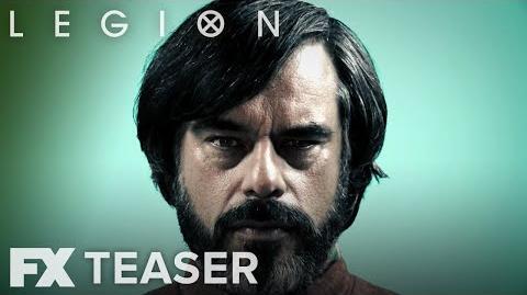 Legion Season 2 Oliver's Mind Teaser FX