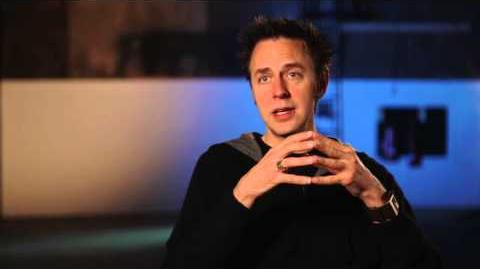 Marvel's Guardians of the Galaxy Director James Gunn Behind the Scenes Movie Interview