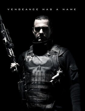 Punisher-WZ Poster