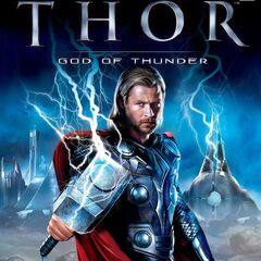 THOR: The God Of Thunder.