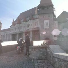 Corvin's Castle.