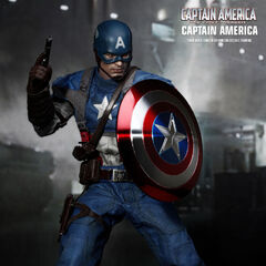 Hot Toys Captain America