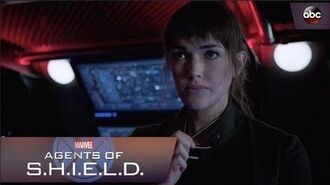 Fitz Just Misses Jemma - Marvel's Agents of S.H.I.E.L.D.