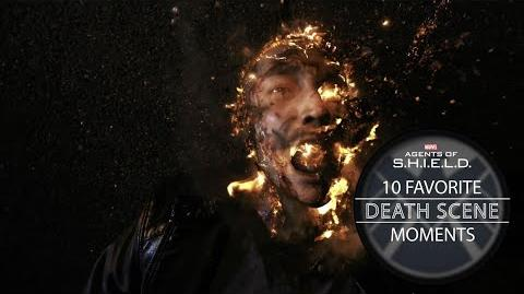 10 Death Scenes - Marvel's Agents of S.H.I.E.L.D. 100
