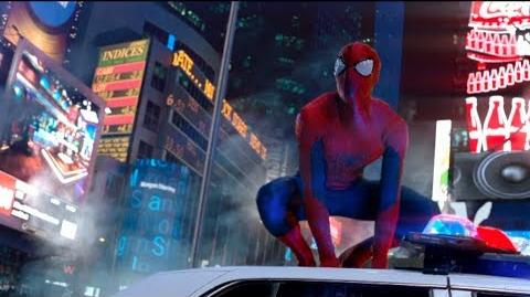 The Amazing Spider-Man 2 Exclusive content shown at Times Square NYE Celebration-0