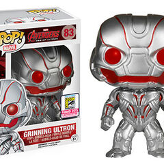 Grinning Ultron