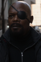 Nick Fury AIW