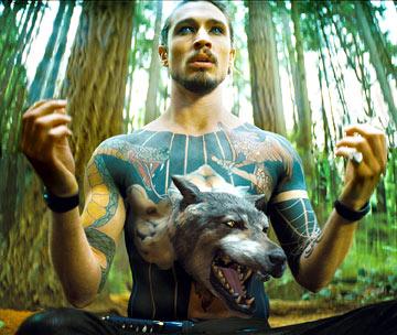 Tattoo marvel movies fandom powered by wikia for Enemy tattoo everett