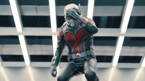 ANT-MAN Extended TV Spot 27 (2015) Paul Rudd Marvel Superhero Movie HD