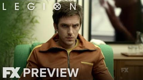 Legion Season 1 Powerful Sorry Promo FX