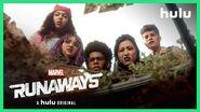 Marvel's Runaways Discovering the Hostel • A Hulu Original