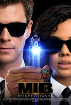 MIB International poster