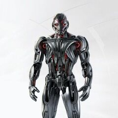 Ultron Concept art