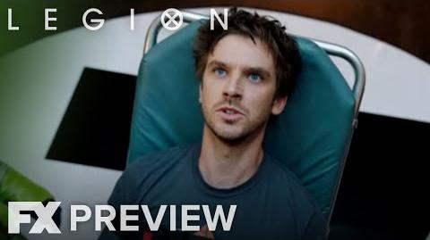 Legion Season 2 Awake Preview FX