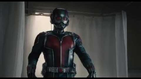 "ANT-MAN ""Garbage"" TV Spot"