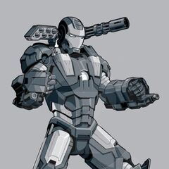 War Machine Armor Marvel Movies Fandom Powered By Wikia