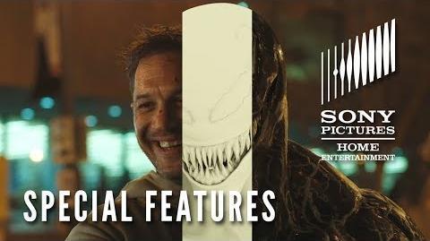 """VENOM SPECIAL FEATURES CLIP """"Designing Venom"""""""