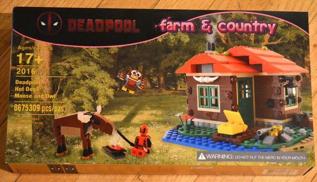 Image - Deadpool Lego Set 2.JPG | Marvel Movies | FANDOM powered by ...