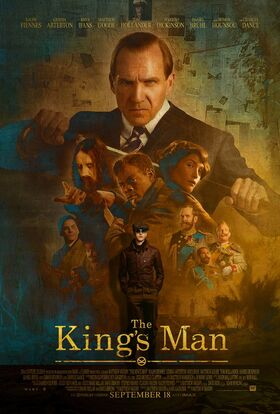The King's Man poster 2