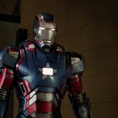 Iron Patriot.