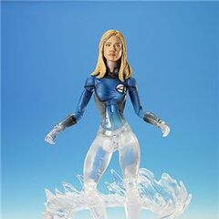 Power Blast Invisible Woman
