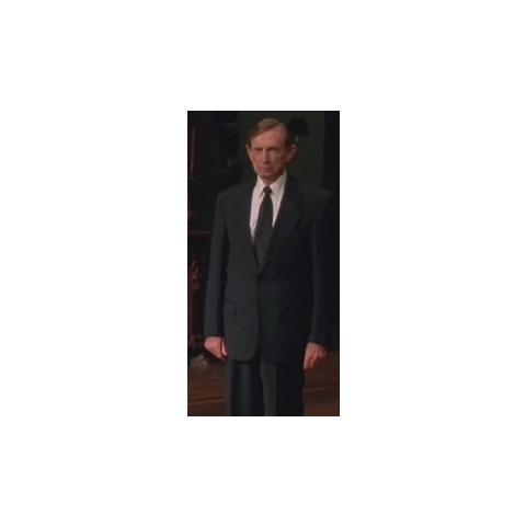 Bernard's cameo in <i>Spider-Man (2002)</i>.