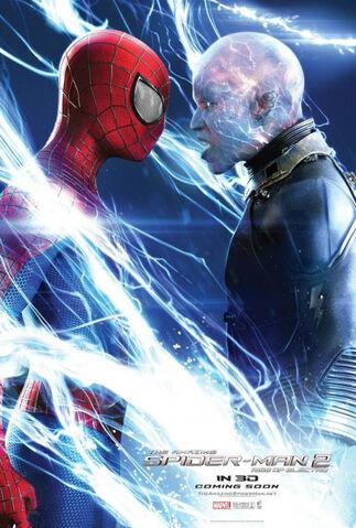 File:Spider-man vs electro poster.jpg